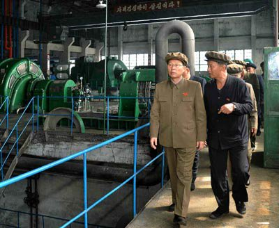 test Twitter Media - ...just in case anyone thought I was neglecting Kim Jae Ryong, here he is enjoying Sunchon Thermal Power Plant #NorthKorea https://t.co/AKemkKqEGt https://t.co/BSh441Q2G5