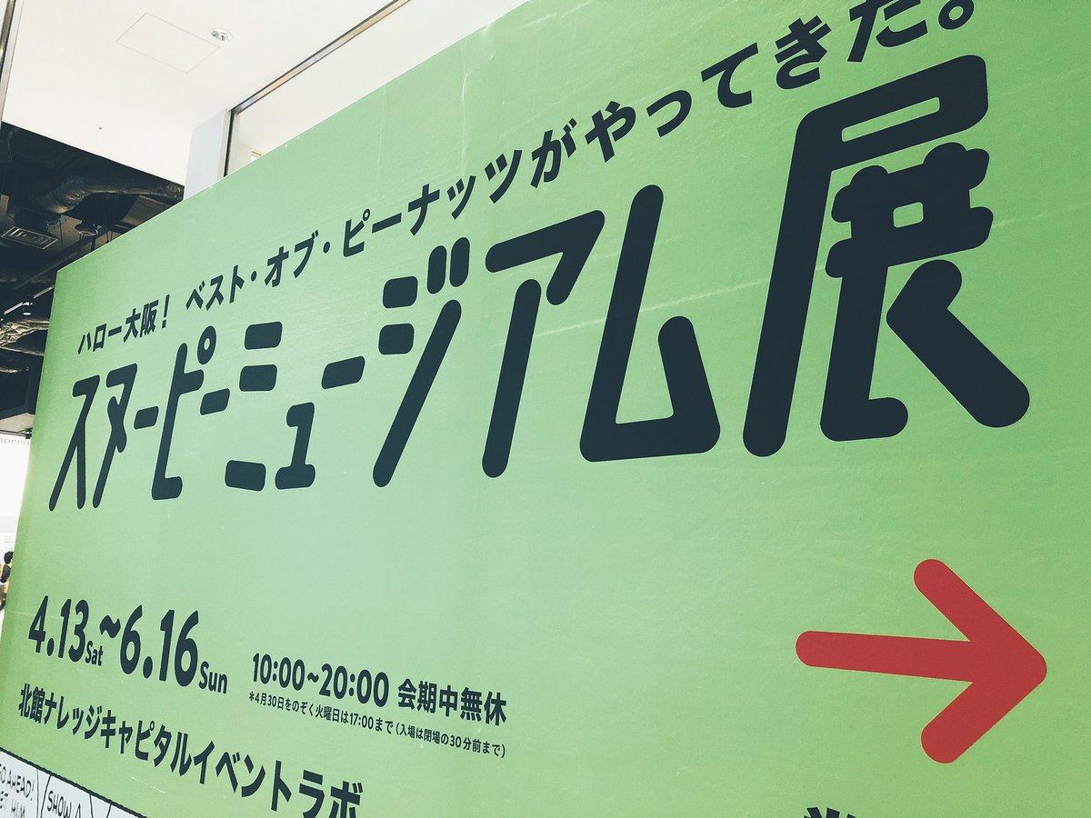 test ツイッターメディア - スヌーピーミュージアム展🐶 https://t.co/xn0DWKwrHS