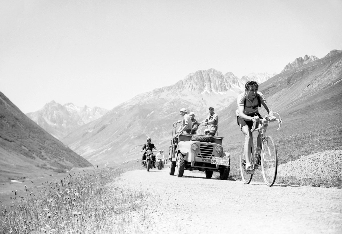 test Twitter Media - Fausto Coppi: A cycling icon like no other #Giro102 | https://t.co/mkBtOJd6Jz https://t.co/yMa7UddeBv