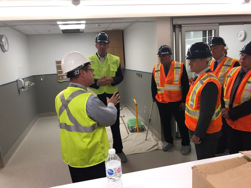 test Twitter Media - Great to tour the new $22.3M emergency department at Dauphin Regional Health Centre. The 16,000-square-foot department is more than three times larger than the current ED, improving patient flow and speeding up wait times. https://t.co/VtbS4jHxa0 #mbpoli https://t.co/1dHzqMP8xp