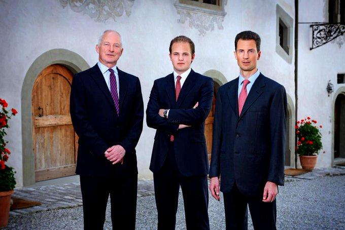 Happy 24th birthday to Prince Joseph Wenzel of Liechtenstein!
