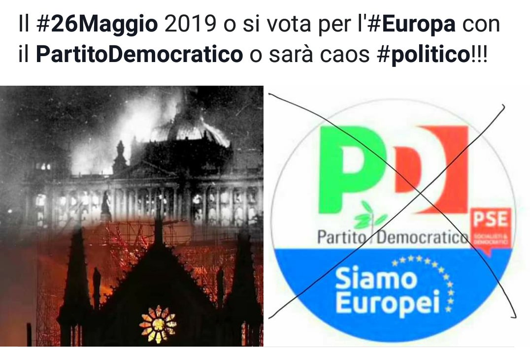 #Europee2019