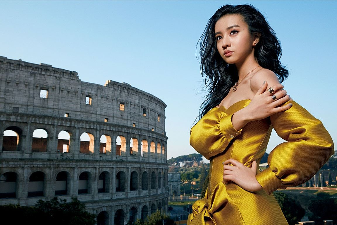 "test ツイッターメディア - ""セレブリティ""としての出自を受け入れ、しなやかに日々に挑むKōki,。木村拓哉と工藤静香を両親に持つ彼女が、ローマの地で出会った景色とは? https://t.co/eo0uGmMdk1 https://t.co/DiS7zHiXOk"