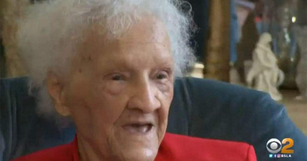 Landlord seeks to give 102-year-old woman the boot