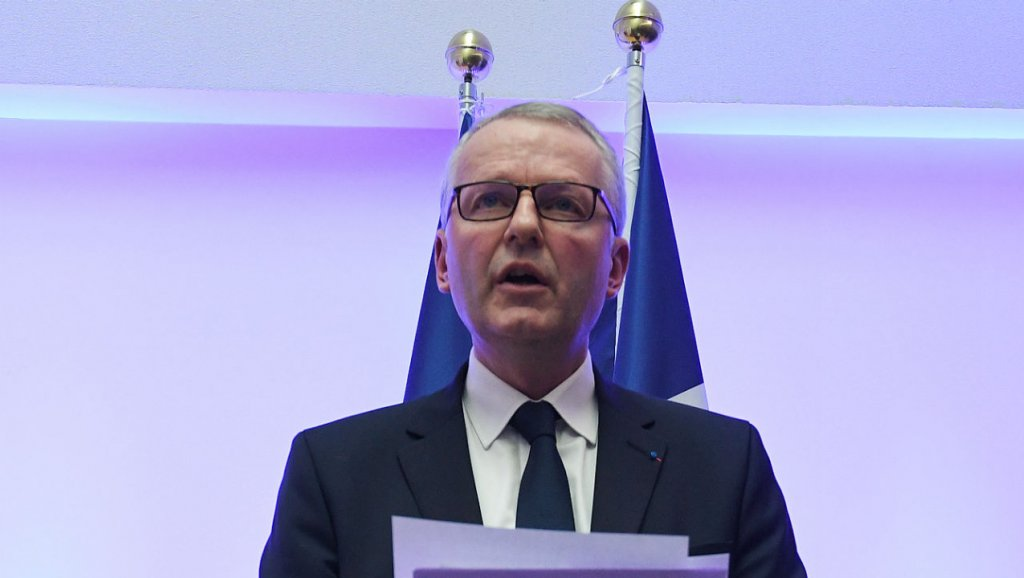 LIVE: Paris prosecutor speaks to press on police investigation into Lyon attack