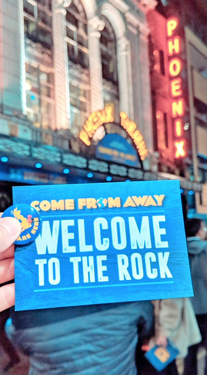 test Twitter Media - Pre-birthday 🎂🍰 celebrations includes great company at a Moroccan style afternoon tea booking at MoMo's , Russian cuisine at @marivannalondon and my second viewing of @ComeFromAwayUK!! https://t.co/o559tt0G7k