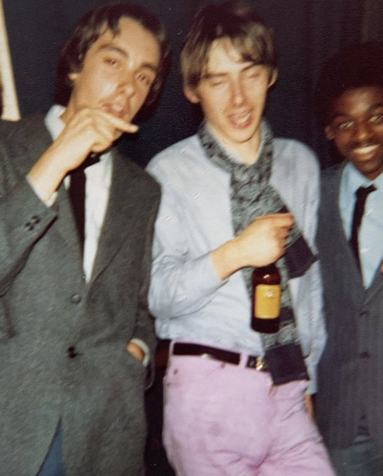Wishing Mr Paul Weller a Very Happy Birthday