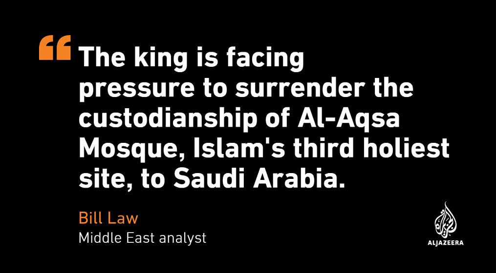 Jared Kushner's squeeze play on Jordan's King Abdullah — AJOpinion, by @BillLaw49