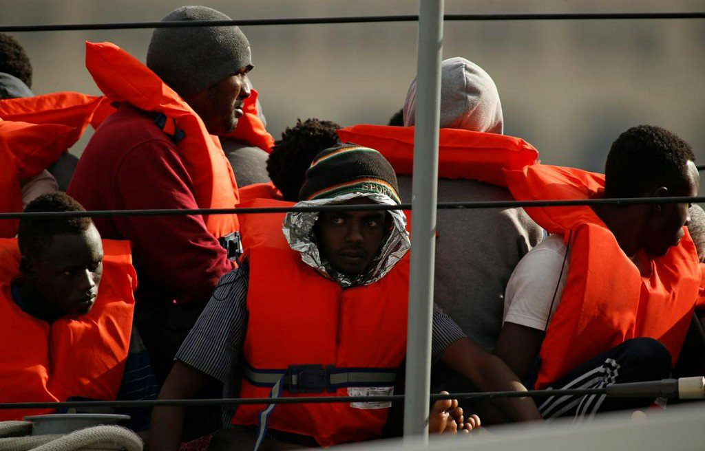 Malta rescues 216 migrants in upsurge of Mediterranean crossings