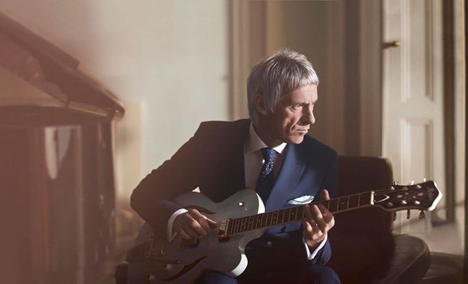 Happy birthday to Paul Weller, over 40 years of pure quality