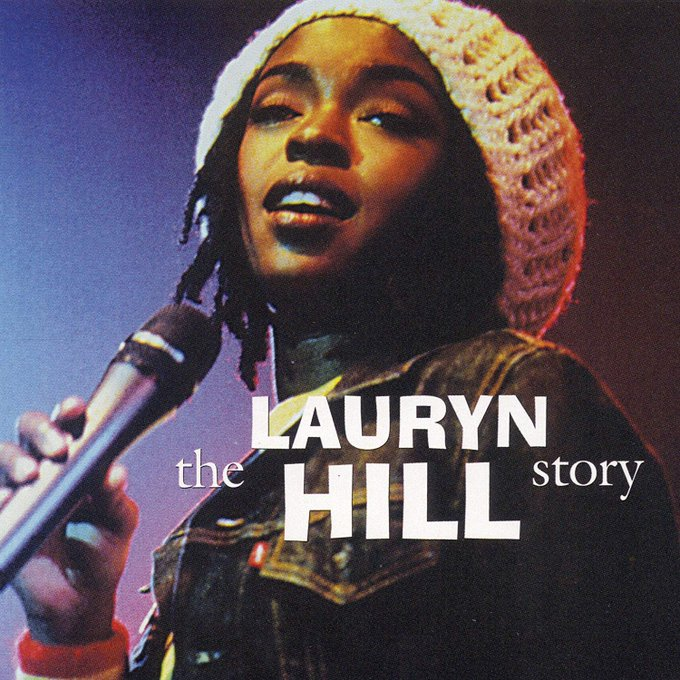 """May 26:Happy 44th birthday to singer,Lauryn Hill(\""""Killing Me Softly With His Song\"""")"""