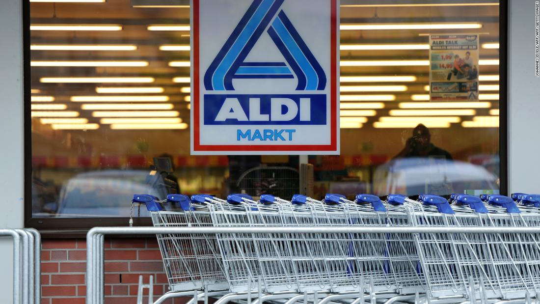 Flour sold at supermarket chain Aldi recalled after 17 people in 8 states get sick