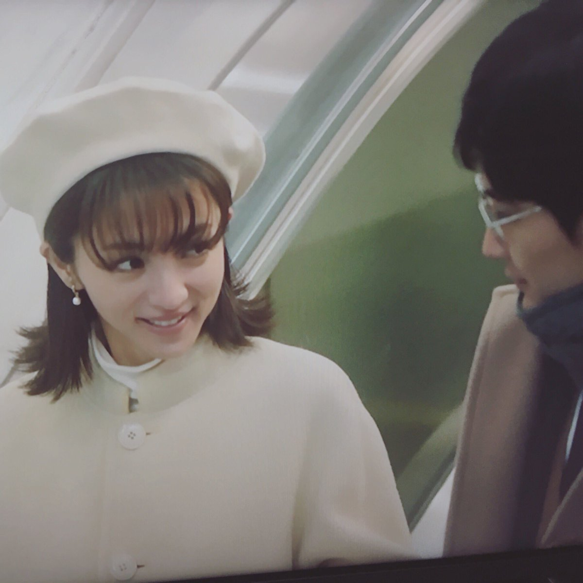 test ツイッターメディア - わたしは結構なドラマオタクなのですが、その中でもダントツで「カルテット」が大好きです。 脚本の坂元裕二さんの間の取り方が最高だし、満島ひかりさん顔小さすぎてはちゃめちゃに可愛いです。  サンドラでレジ打ちしてくれた方が松田龍平さん演じる別府さんと同じ名字で嬉しすぎて震えました…😭 https://t.co/3mdGQxqMi8