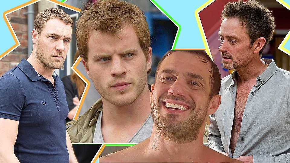 From Sean Slater to Warren Fox: These are the hottest soap villains of all