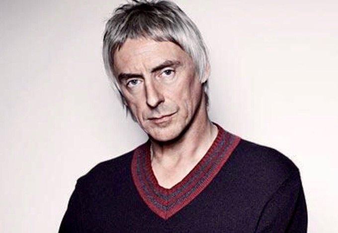 Happy birthday to Paul Weller.
