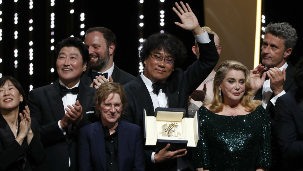 Cannes Film Festival: 'Parasite' by South Korea's Bong Joon-ho wins Palme d'Or