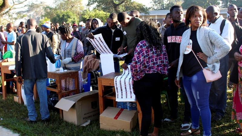 Malawi court orders vote recount after opposition complaints