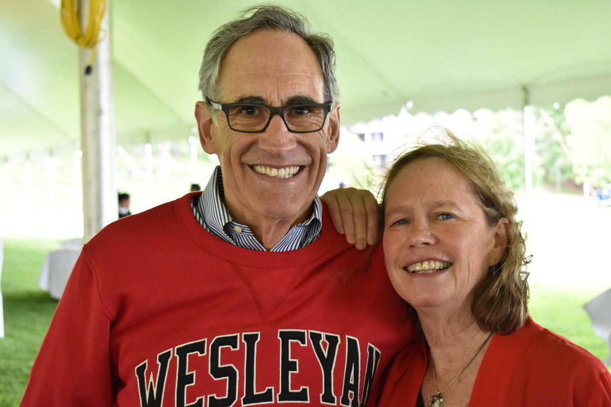 test Twitter Media - Throughout #WesReunion, we've celebrated the incredible Barbara-Jan Wilson who is retiring after 36 years of leadership and service to Wesleyan! Do you have a favorite memory of Barbara-Jan?  Share it below using #WesleyanJourney https://t.co/6Rf9ZbhaOV