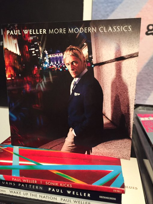 Happy Birthday to the Modfather Paul Weller