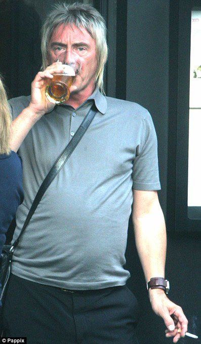 Happy birthday to style icon Paul Weller