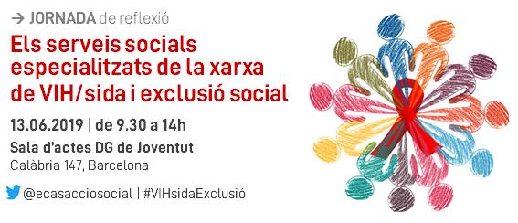 test Twitter Media - 🔴NOTÍCIES DESTACADES DE LA SETMANA🔴  #4 💭 Vine a la Jornada 'Els serveis socials especialitzats de la xarxa de VIH/sida i exclusió social de Catalunya' ➡️ https://t.co/QoUWsPQvv6 https://t.co/YHutADQagw