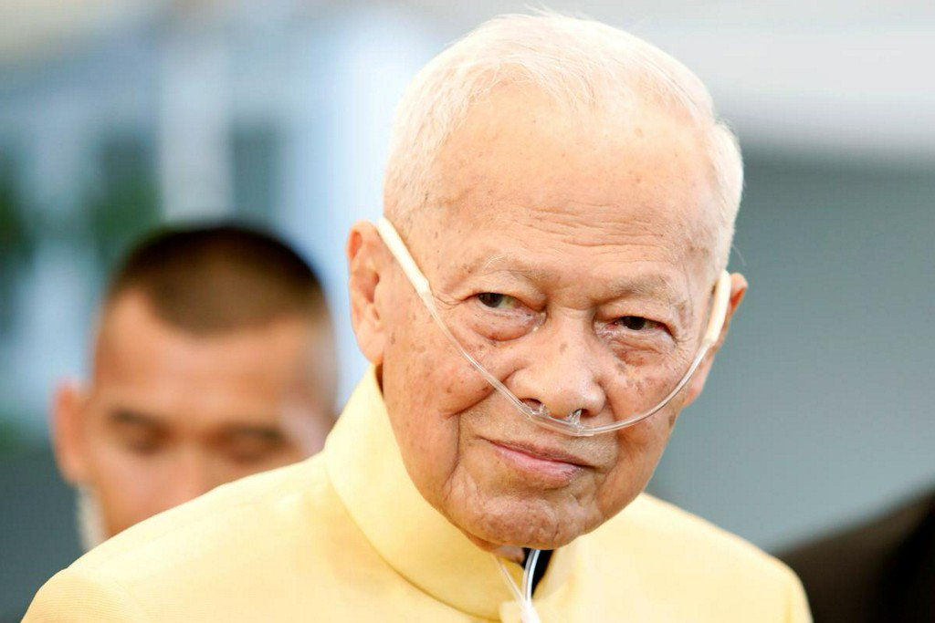 Former Thai PM and influential royal adviser Prem Tinsulanonda dies at 98