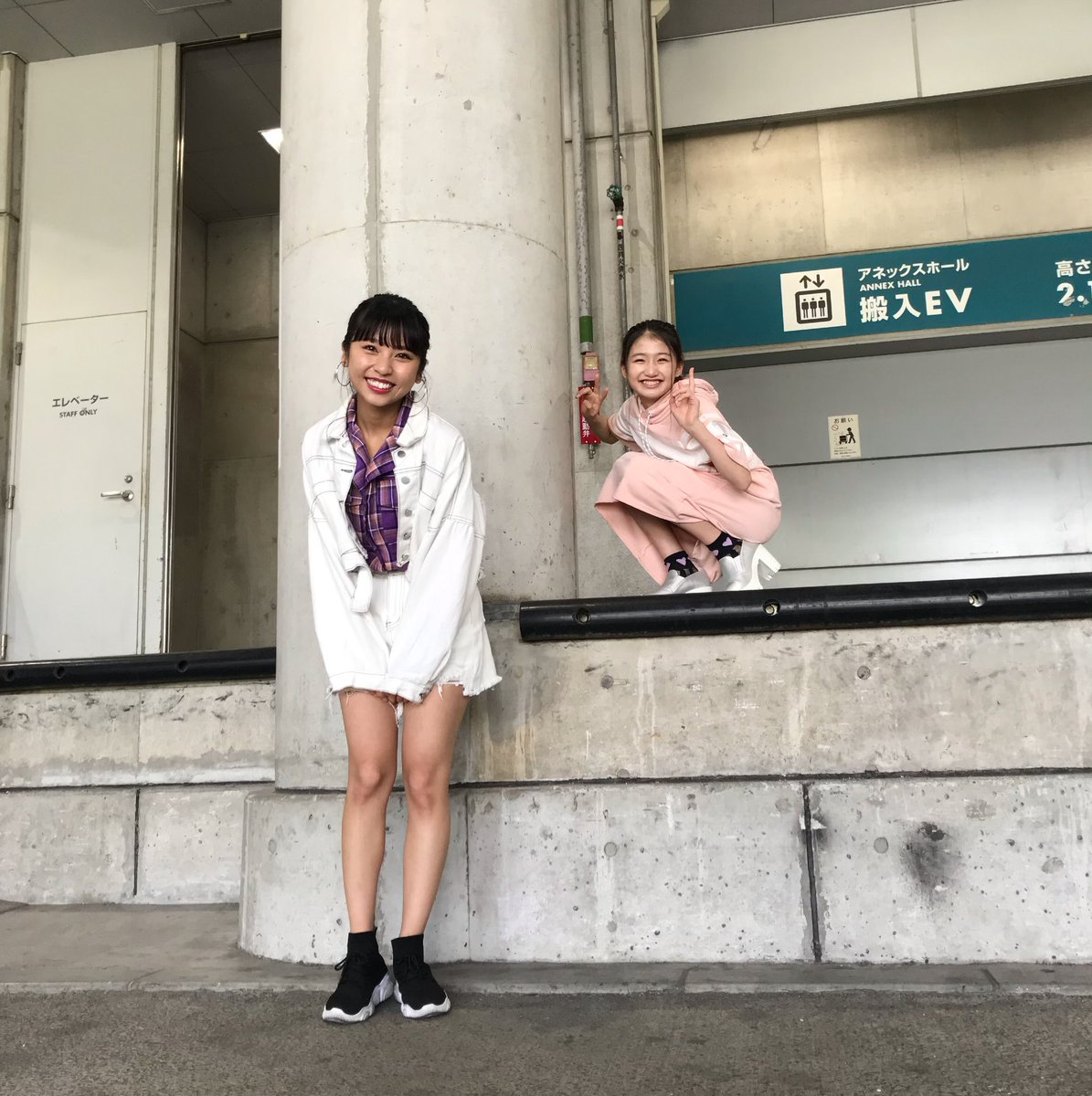 国民の姪っ子、NMB48の塩月希依音(しおつきけいと)がカワイすぎ!