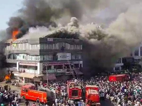 The recent Surat fire incident is truly heartbreaking. The institutions must take more efforts to keep the students safe. It's a very unfortunate sight to see. May God give strength to the families of the deceased.   #MoreStrength #WeStandWithYou #BeStrong #Care https://t.co/O5HvvT861l
