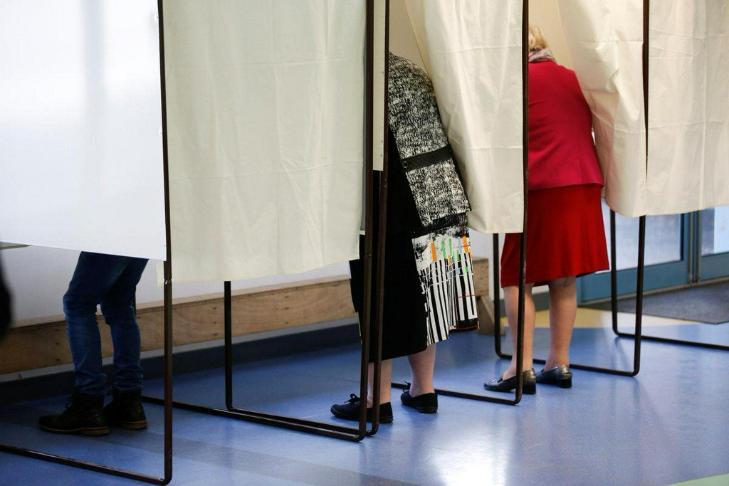 EU election turnout in France nearly 20% by noon, up from 16% in 2014