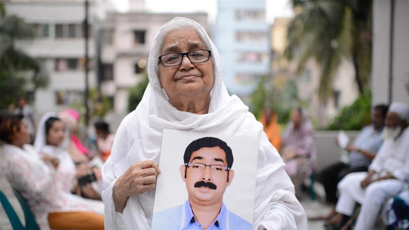 Long wait for families of Bangladesh's forced disappearance victims