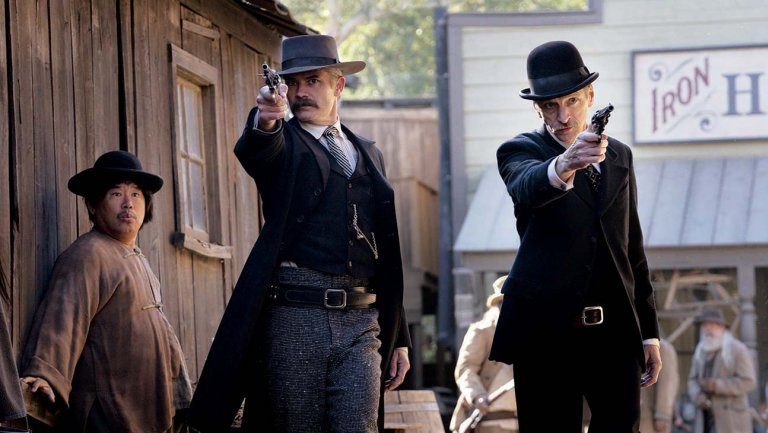 This week in TV: Deadwood movie, WhenTheySeeUs, AmericasGotTalent - Here's the rundown