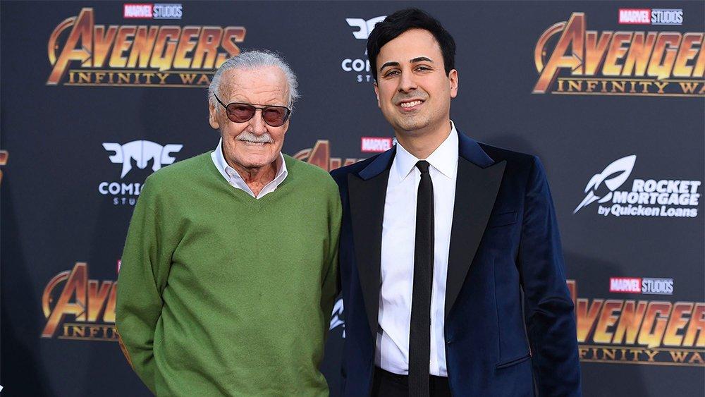 Stan Lee's former business manager was arrested in Arizona on suspicion of elder abuse