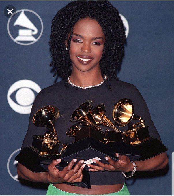 Happy 44th birthday to Ms. Lauryn Hill