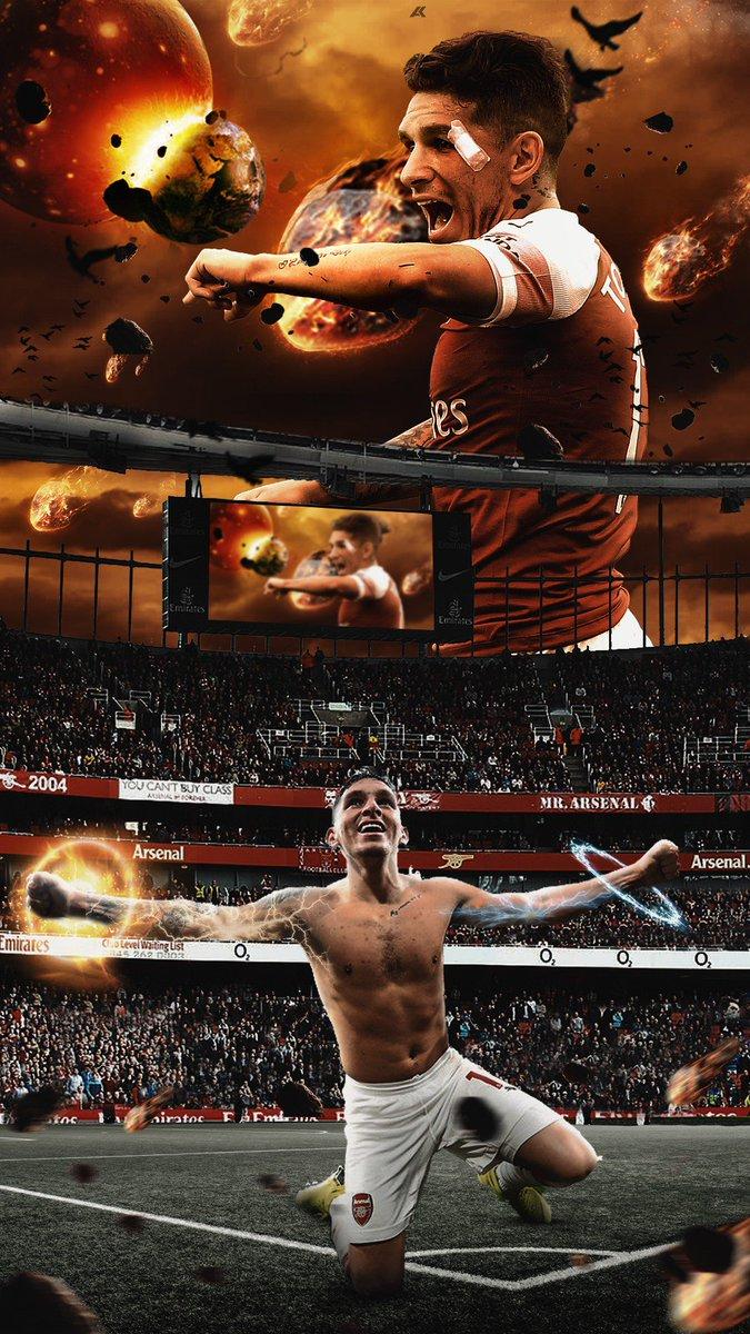RT @Keka_AFC: x Lucas Torreira x - #AFC @Arsenal https://t.co/agtQRzqZ3G