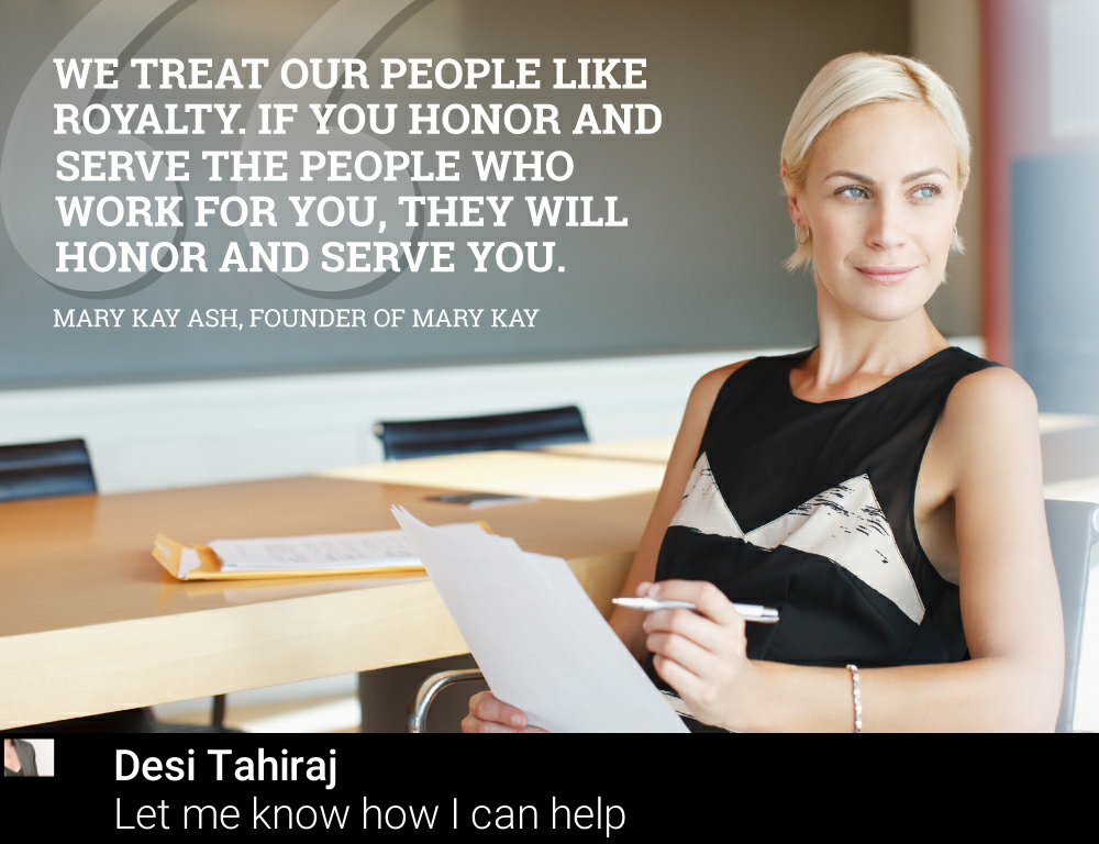 You have dignity and worth that demands the utmost respect. Pass it on! #FemaleEntrepreneurs https://t.co/VUvztxl4tF