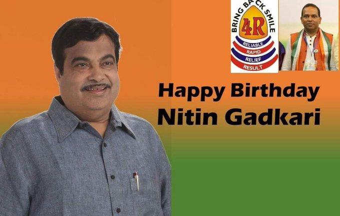 Happy birthday to Dabang minister of Namo cabinet. ..