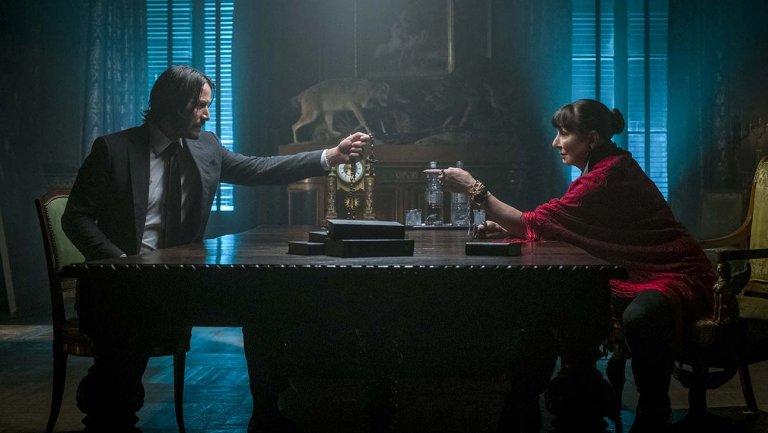Keanu Reeves starrer JohnWick3 passes $180M, becomes franchise's all-time earner