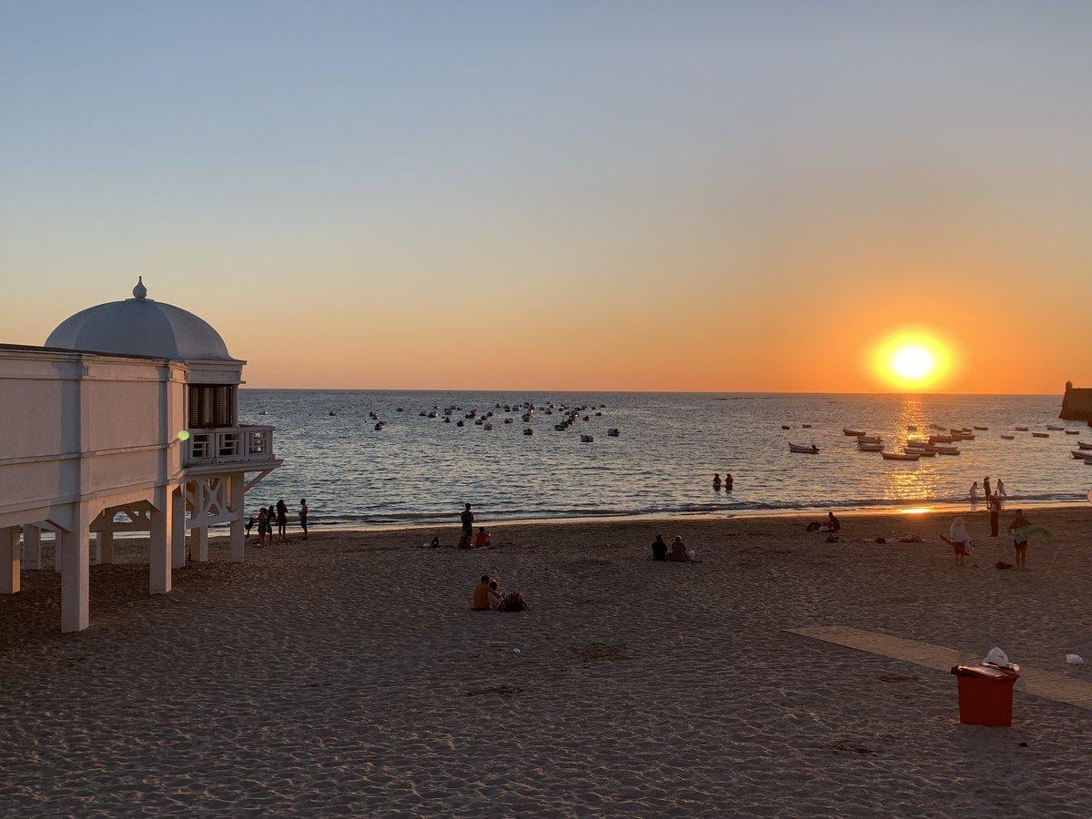 Después de Cádiz...ni hablar!🌅 https://t.co/uuZMx3KFYc