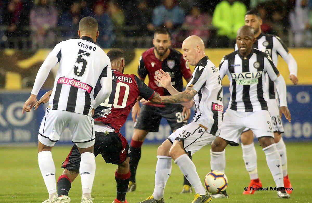 #CagliariUdinese