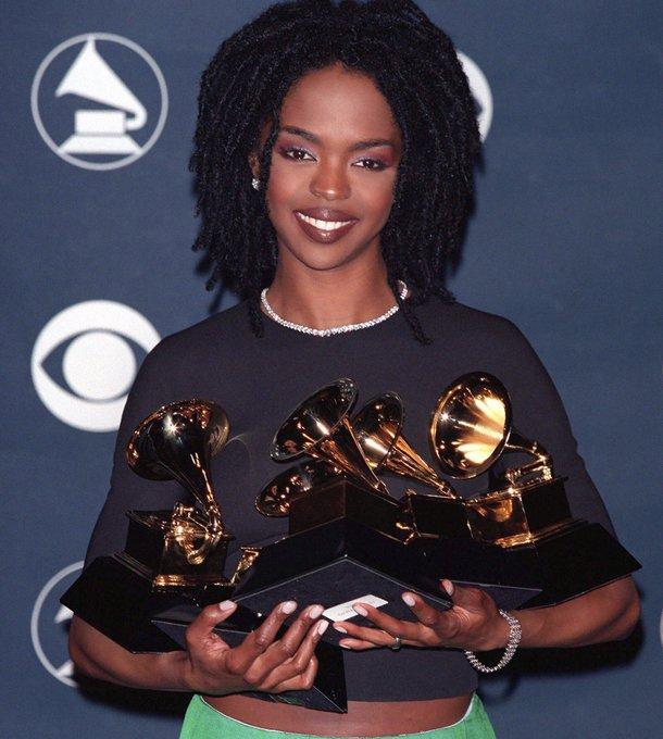 Happy 44th Birthday to Lauryn Hill  Aka- L Boogie