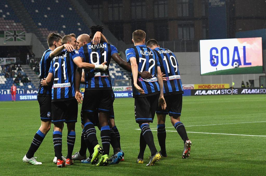 Atalanta in Champions
