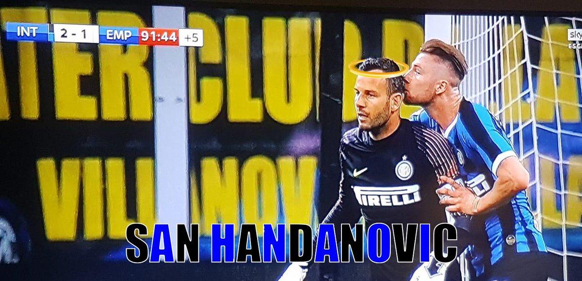 #Handanovic