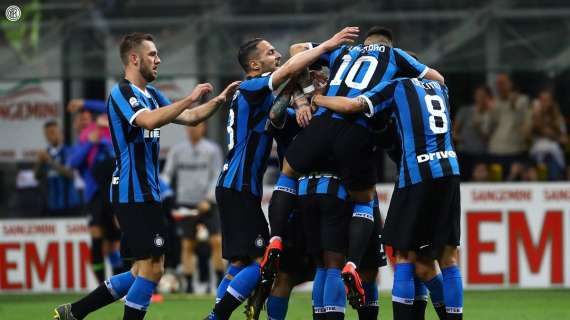 Inter in Champions