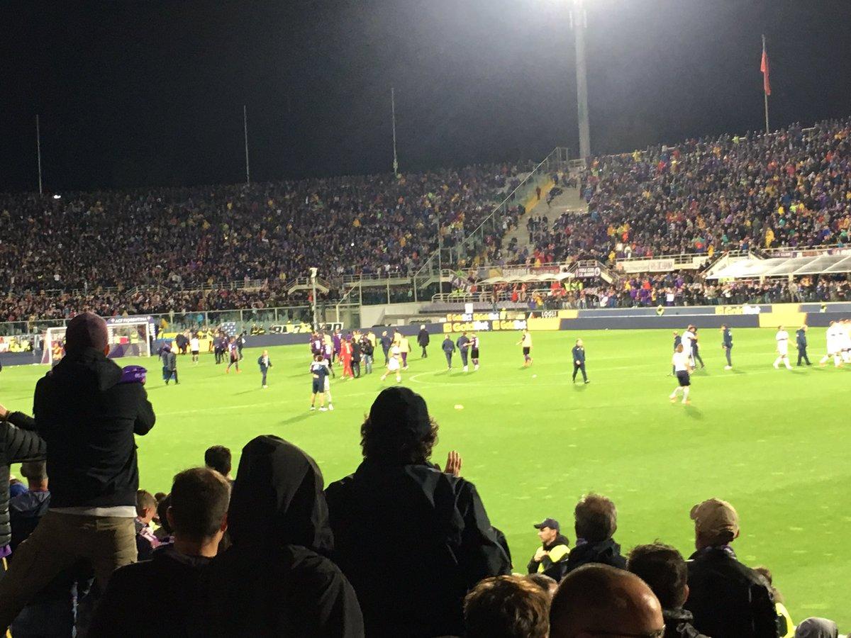 #FiorentinaGenoa
