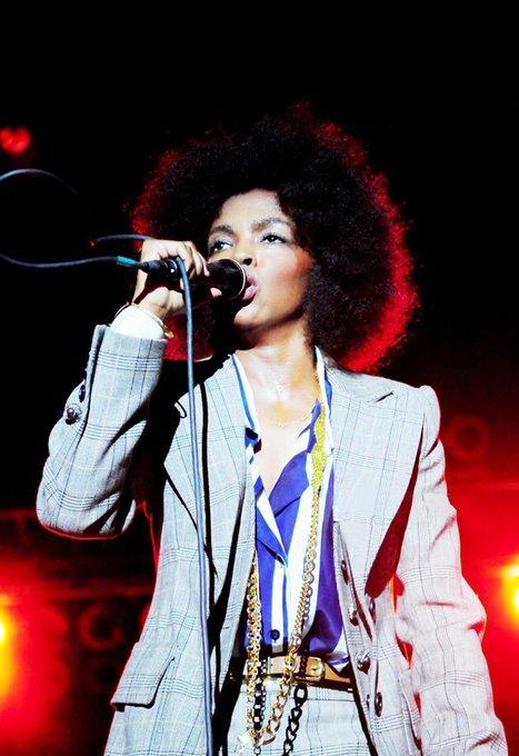 Happy 44th Birthday to Lauryn Hill