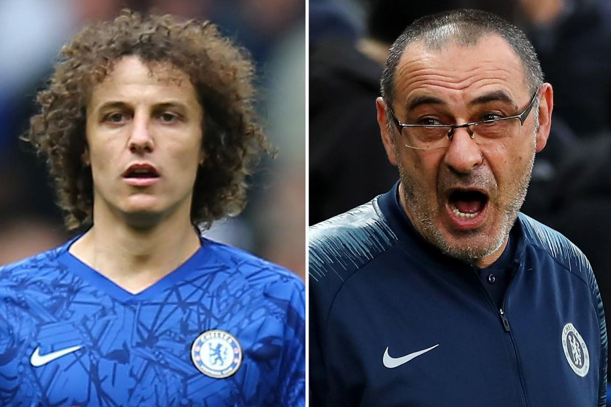 RT @TheSunFootball: David Luiz hails 'amazing job' done by Maurizio Sarri https://t.co/a4LueklChh https://t.co/B5PWem5sMl