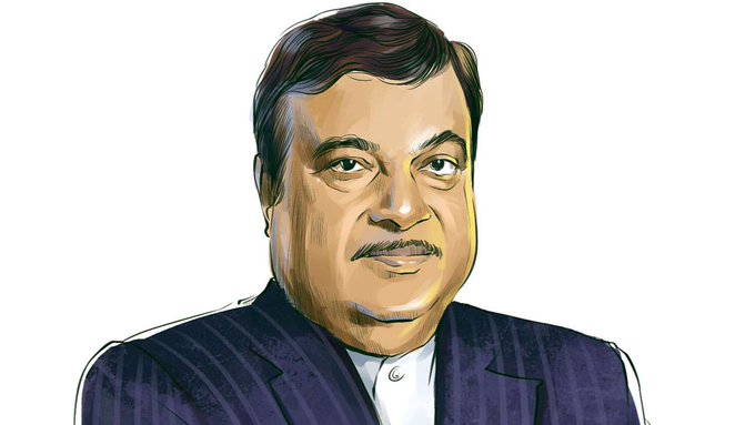 Happy Birthday to one of the Innovative leader of INDIA Gadkari ji.