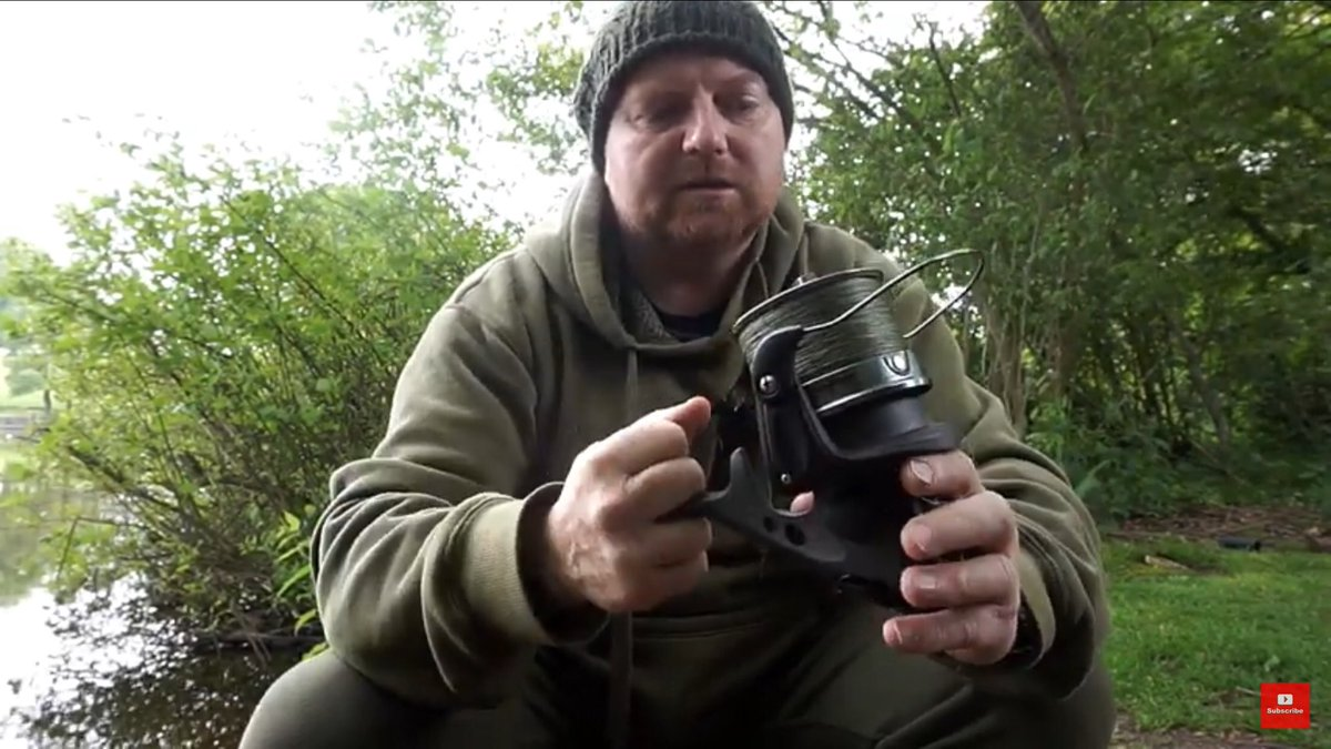 **CARP fISHING** Okuma Spod reel, X Spot https://t.co/le7xZkBmrM via @YouTube  #carp #carpfishing ht