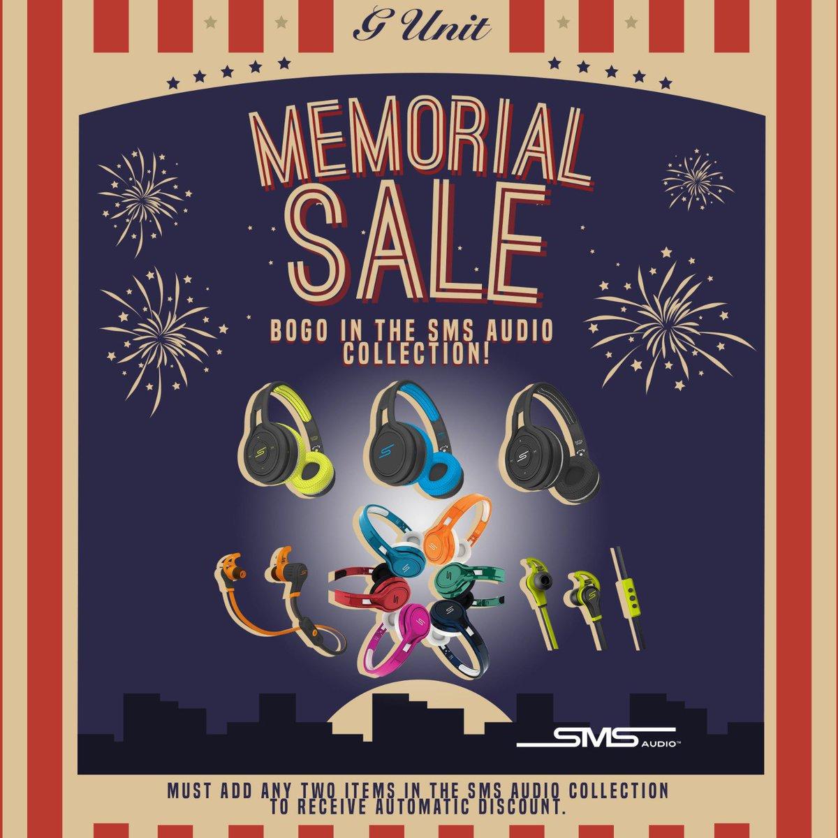 Buy 1, Get 1 Free ! Memorial Sale Ends Tonight! - https://t.co/ZXDHL77Cqa https://t.co/dC6TDGFgjo