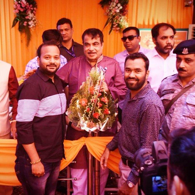 Happy Birthday Boss Nitin_Gadkari